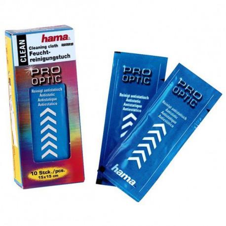 Hama 5959 Wet Cleaning Cloths Pro-Optik