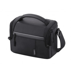 Sony LCS-SL10 Soft Crrying Case (Black)