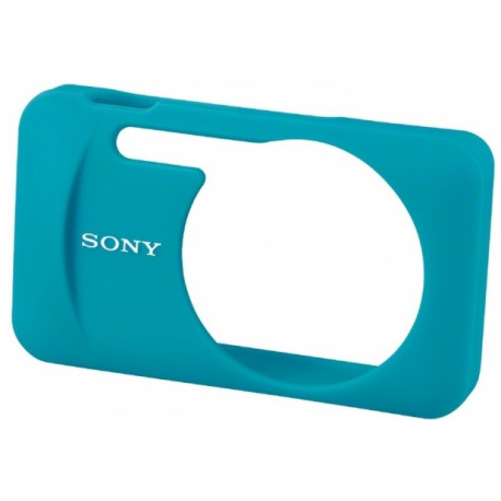 Sony Soft Silicone Case (Blue)