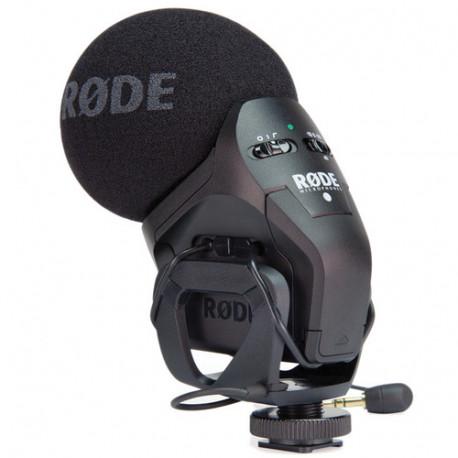 микрофон Rode Stereo Videomic Pro + аксесоар Rode DEADKITTEN