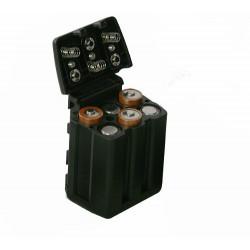 батерия Dynaphos 013016 Адаптер за батерии АА / Sony NP-F