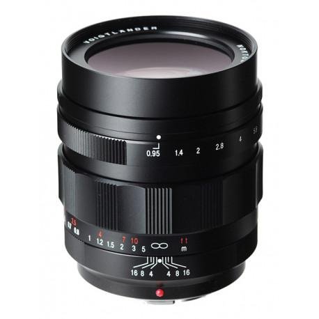 Voigtlander 42.5mm f/0.95 Nokton - mFT