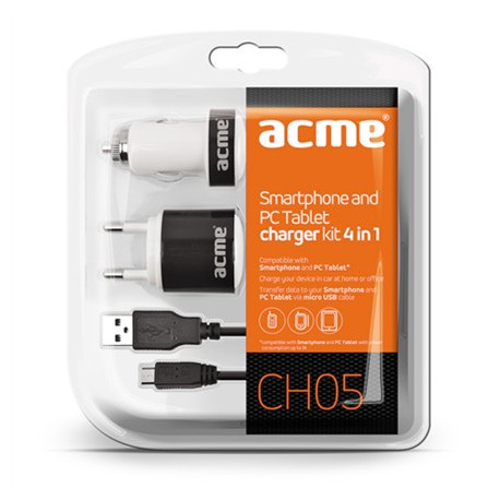 Acme CH05 CHARGER KIT 4 IN 1