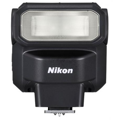 светкавица Nikon SB-300 + зарядно у-во GP Charger + 2xAA 2000 mAh