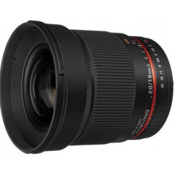 Samyang 16mm f/2 CS - mFT