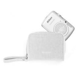 Case Nikon VAECSS56 CASE S01 (бял)