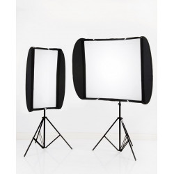 Softbox Lastolite 702730 Ezybox II Switch L Softbox 89x44cm - 89x89cm