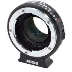 Lens Adapter Metabones SPEED BOOSTER 0.64x - Nikon F към BMCC камера