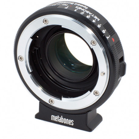 Metabones SPEED BOOSTER 0.64x - Nikon F към BMCC камера