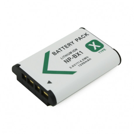 Sony NP-BX1 Li-Ion Battery Pack