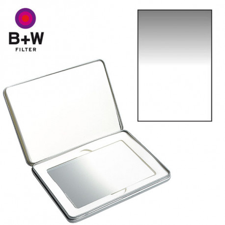 B+W 1075266 GRADUATED GREY 50% 701MRC 100X150 MRC