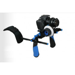 Stabilizer Dynaphos 446001 MINI DUAL 01 Shoulder Tripod
