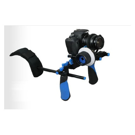 Dynaphos 446001 MINI DUAL 01 Shoulder Tripod