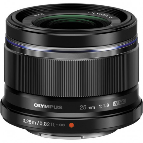 Olympus ZD Micro 25mm f / 1.8 MSC (Black)