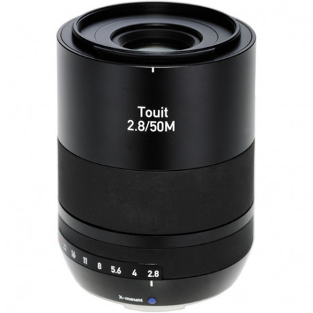 Zeiss Touit 50mm f/2.8 Macro за Fujifilm X-mount