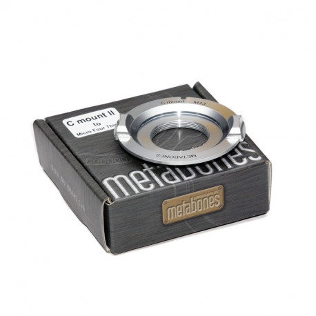 Metabones adapter - C to MFT camera