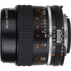 Lens Nikon AI 55mm f/2.8 Micro