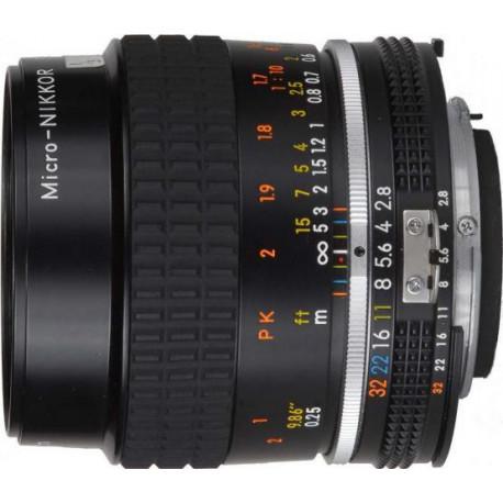 Nikon AI 55mm f/2.8 Micro