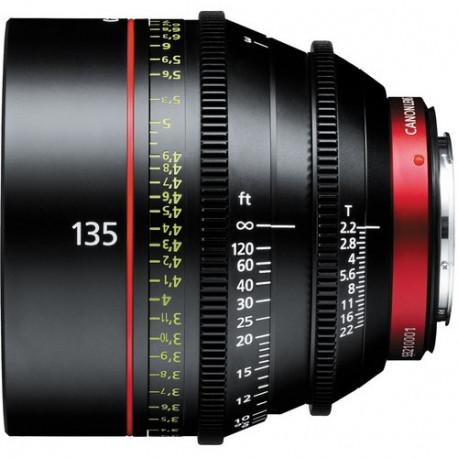 Canon CN-E 135mm T/2.2 L F