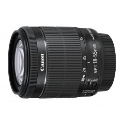 Canon EF-S 18-55mm f / 3.5-5.6 IS STM