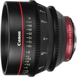 Canon CN-E 50mm T/1.3 L F