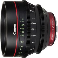 Canon CN-E 85mm T/1.3 L F