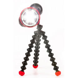 Joby Gorilla Torch Flare - Flexible tripod + Waterproof flashlight