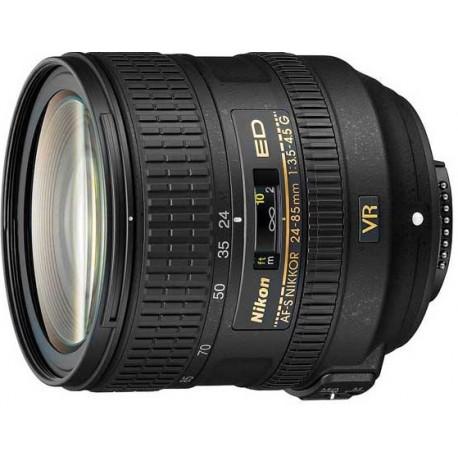 Nikon AF-S 24-85mm f/3.5-4.5 VR