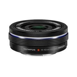 Olympus ZD Micro 14-42mm f/3.5-5.6 EZ ED MSC (черен)
