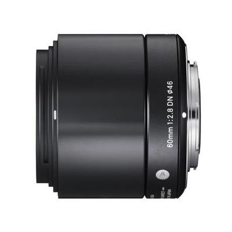 Sigma 60mm f/2.8 DN за Micro 4/3