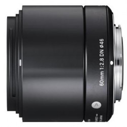 обектив Sigma 60mm f/2.8 DN за Sony E