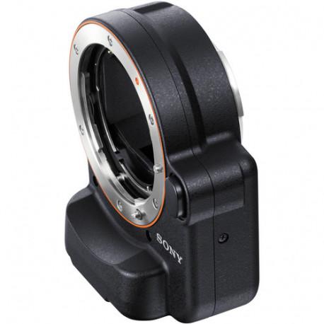 Sony LA-EA4 адаптер с Translucent Mirror технология за обектив със Sony A байонет към камера със Sony E(FE) байонет