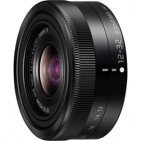 Panasonic Lumix G 12-32mm f / 3.5-5.6 MEGA OIS (Black)