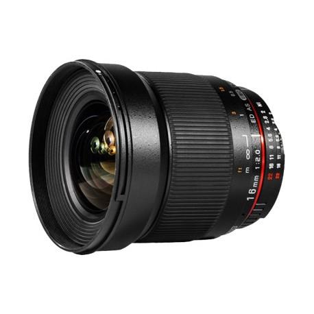 Samyang 16mm f/2 CS - Fujifilm X