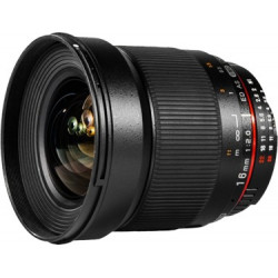 Samyang 16mm f/2 CS - Sony E