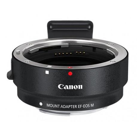 Canon адаптер за обектив с Canon EF(-S) байонет към камера с Canon M байонет