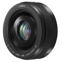Panasonic LUMIX G 20mm f / 1.7 II Pancake