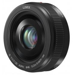 Panasonic LUMIX G 20mm f/1.7 II Pancake