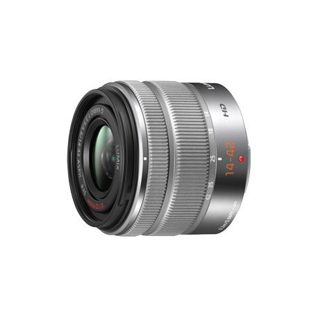 Panasonic LUMIX G 14-42MM F/3.5-5.6 II MEGA OIS (сребрист)