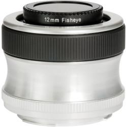 Scout Fisheye за Canon