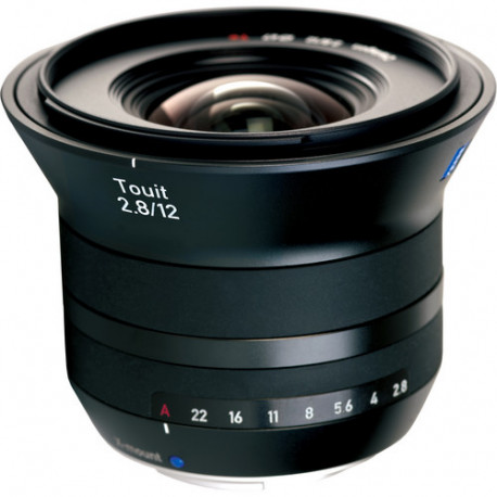 Zeiss TOUIT 12mm f / 2.8 for FujiFilm X