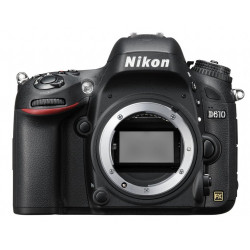 DSLR camera Nikon D610