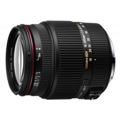 Lens Sigma 18-200mm f / 3.5-6.3 II DC OS HSM for Nikon