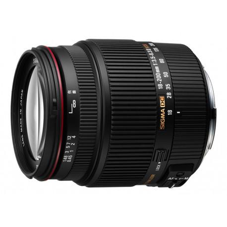 Sigma 18-200mm f/3.5-6.3 II DC OS HSM за Nikon