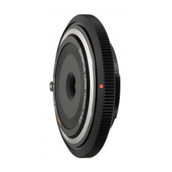 "Lens Olympus ZD Micro 15mm f / 8 ""Body Cap Lens"""