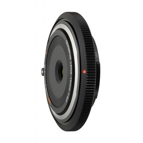 "Olympus ZD Micro 15mm f/8 ""Body Cap Lens"""