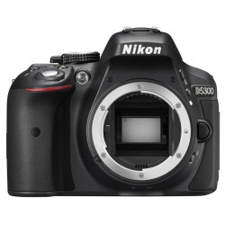 NIKON D5300 BODY BLACK+18-105MM VR