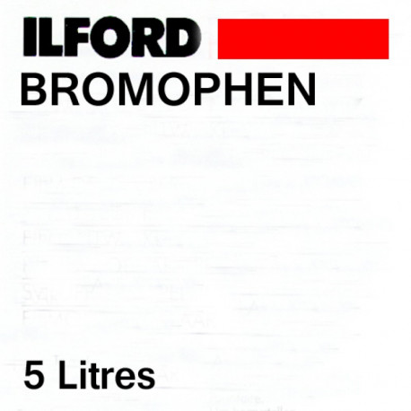Ilford BROMOPHEN 5 LITERS DEVELOPER