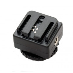 Dynaphos Sony / Hot Shoe Adapter