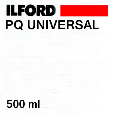 Ilford PQ UNIVERSAL PAPER DEVELOPER 500ML